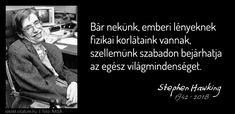 Stephen Hawking #idézet