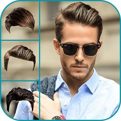 Amazon.com: Man Hairstyle Photo Editor: Appstore for Android