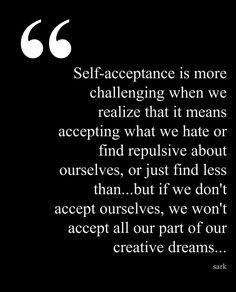 Ahimsa. Self-Compassion. SARK