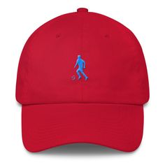 This cotton cap is a great choice for keeping cool in the summer whilst going to watch your favourite soccer club compete and challenge for titles ! Football Caps, Baseball Hats, Dali Clock, Man Of The Match, Snapback, Soccer, Beanie, Cotton, Fashion