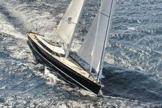 Sailing Yacht Kokomo designed by Dubois Naval Architects and built by Alloy Yachts (NZ)