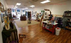 Vision Art Gallery. Summerville, Ga.