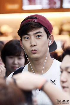 💖 Ok Taecyeon 💖 Hot Korean Guys, Korean Men, Korean Actors, Asian Guys, Handsome Asian Men, Handsome Boys, Bring It On Ghost, Ok Taecyeon, Choi Jin