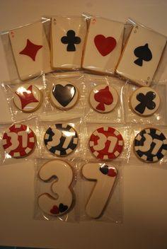 Galletas de Poker