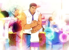 I love how Sunakawa is the only one who cares that Takeo is on fire.