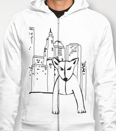 Beema & The City Hoody by Ibbanez - #hiphop #streetwear #streetart #hoodie #fashion #rap #rapstyle #ibbanez