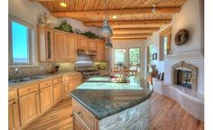 Gorgeous kitchen albuquerque New mexico home for sale
