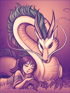 Хаку (дракон) | Галерея драконов, обои, аватары, аэрография, татуировки, изображения и рисунки с драконами.