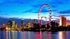 Singapore Flyer (Singapur)