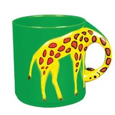 Giraffe Jungle Party Gift Cup