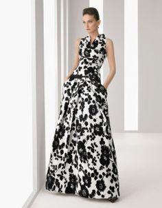 Ir de negro a las bodas | Preparar tu boda es facilisimo.com