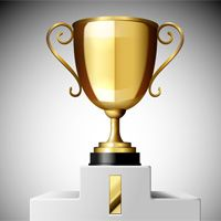 How to Create a 3D Gold Trophy Cup Using Adobe Illustrator