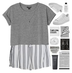 """""""NO REGRETS"""" by emmas-fashion-diary ❤ liked on Polyvore featuring WithChic, Monki, Brinkhaus, Neutrogena, Superior, philosophy and ASOS"""
