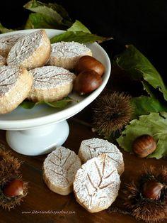 El Zurrón de los Postres: Polvorones de Castaña Croissants, Muffins, Mantecaditos, Cupcakes, Xmas Food, Cookies, Camembert Cheese, Christmas Time, Biscuits