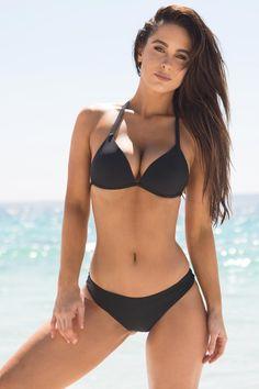 Cruise / Escape Bikini Set Black
