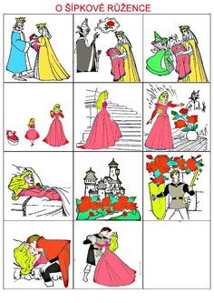 For Shisha: Fairy tales for Stepka - school outfits Sequencing Pictures, Sequencing Cards, Story Sequencing, School Age Activities, Classroom Activities, Fairy Tale Story Book, Fairy Tales, Pop Up Karten, Writing Pictures