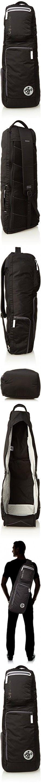 Manduka GO Roam Crossbody Yoga Mat Backpack, Black