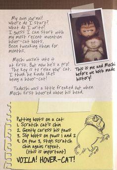 "From ""Hiro's Journal"""