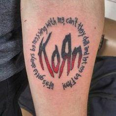 KoRn tattoo