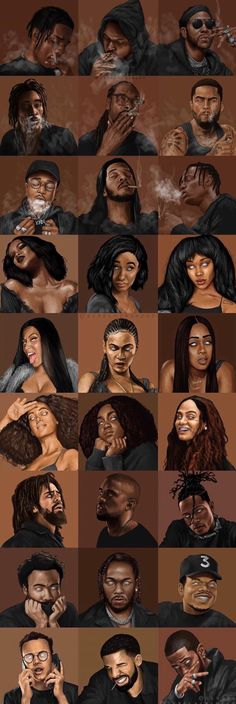 ✨ Go follow @blackgirlsvault for more  celebration of Black Beauty, Excellence and Culture♥️✊