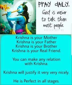 Hare krishna Radha Krishna Love Quotes, Lord Krishna Images, Radha Krishna Pictures, Radha Krishna Photo, Krishna Art, Radhe Krishna, Krishna Leela, Baby Krishna, Cute Krishna