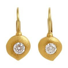 Linda Lee Johnson Diamond Summer Earrings at Barneys.com