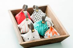 How to Make DIY Lavender Sachets to Instantly Upgrade Your Underwear Drawer via Brit + Co.