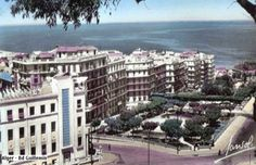 Alger-la Blanche Bd Guillemin