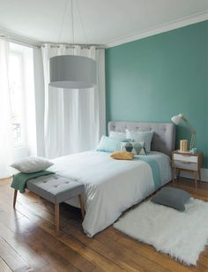 Turquoise Room Ideas - Well, how regarding a touch of turquoise in your room? Set your heart to see it due to the fact that this post will certainly give you turquoise room ideas. Table of Contents. Room, Home Bedroom, Bedroom Interior, Home Decor, Room Inspiration, Small Room Bedroom, Home Deco, Room Decor, Modern Bedroom