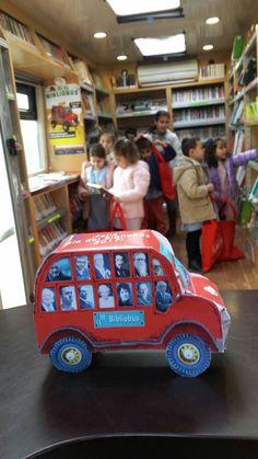 Desde los Bibliobuses de Salamanca Toddler Bed, Toys, Furniture, Home Decor, Fotografia, Child Bed, Activity Toys, Decoration Home, Room Decor