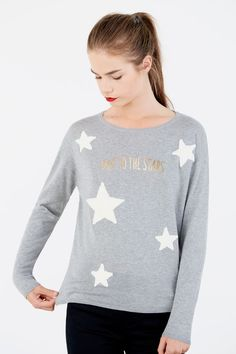 "Springfield JERSEY ""MAP TO THE STARS"" gris 15"