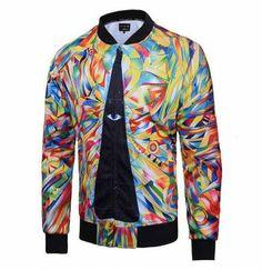fb04355541f1 21 Best 3D bomber jacket for men images
