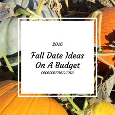 Fall Date Night Ideas On A Budget