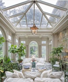 22 Trendy Home Interior Design Traditional Modern Dream Home Design, My Dream Home, Home Interior Design, Sun Room Design, Style At Home, Future House, My House, Dream Rooms, Living Room Designs
