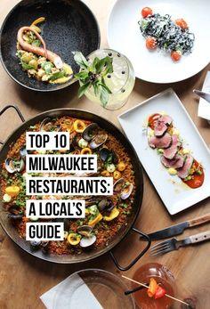 Top 10 Milwaukee Restaurants