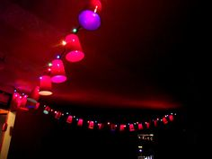Red solo cups - add glow sticks inside while hanging Redneck Birthday, Redneck Party, Camo Party, Redneck Games, Redneck Crafts, Redneck Humor, Hillbilly Party, White Trash Party, Red Solo Cup