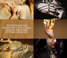 Dragon Age Aesthetics - The Tevinter Imperium