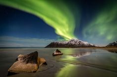 Aurora Shore by Massimiliano Ramuschi