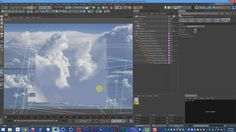 In this video we go over the creation of realistic cloud shots in Cinema 4D using Turbulence FD (found at http://www.jawset.com/ ) and the Think Particle Cloud Generator (found at http://www.thinkparticle.com/shop ).  We achieve realistic results prior to compositing in practical time frames. Personally I find that exciting and it gets me out of bed in the morning. It also gets me out of bed sometimes at night...  I'm really looking forward to seeing what you create! I think these clouds…