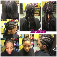 Braids  Call 601-946-5161 for appointments 💋💞
