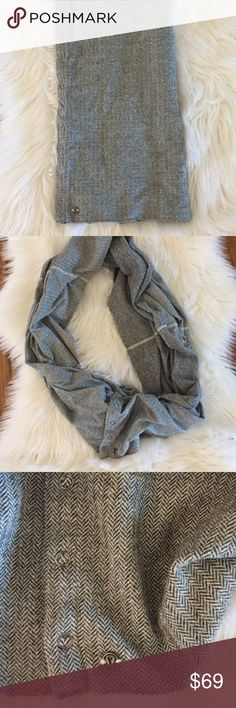 Lululemon Ghost Herringbone Vinyasa Scarf Lululemon Ghost Herringbone Vinyasa Scarf... excellent condition... sorry, no trades lululemon athletica Accessories Scarves & Wraps