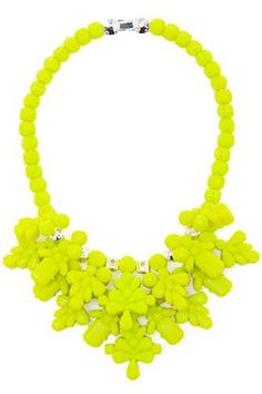 Our favorite statement necklaces for fall