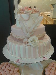 Charleston cake