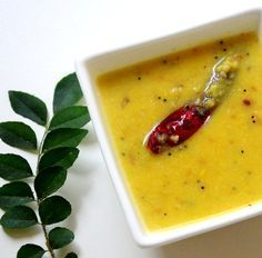 Kerala daal curry (lentil curry)