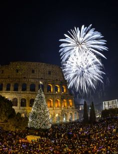 HAPPY 2015 from Rome!