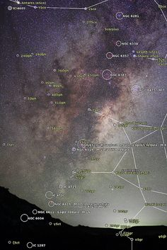 The Realm of Nebulas (annotated)   Explore lrargerich's phot…   Flickr - Luis Argerich