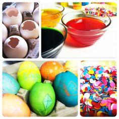 Confetti Easter Eggs | Cascarones Para Pascua