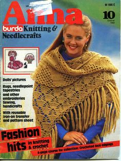 BURDA KNITTING PATTERNS | FREE PATTERNS