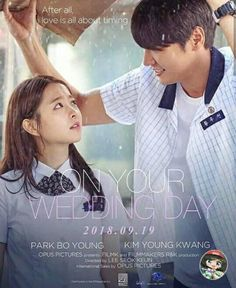 My Universe Otaku: On your wedding day + 1 música day couple Korean Drama Romance, Korean Drama Funny, Watch Korean Drama, Korean Drama Movies, Korean Actors, Drama Tv Shows, Drama Film, Kim Young Kwang, Kdrama