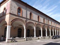 Piazza del Popolo (main square) - Faenza, Italy